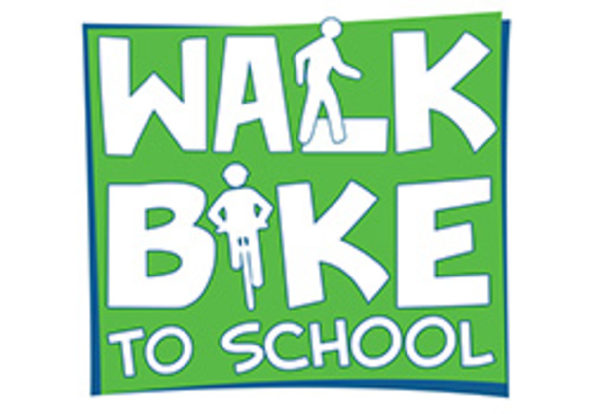 Walk & Roll to School Day on Wednesday, April 3, 2019