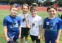 Lower School Earns Medals at CYO Track Championships