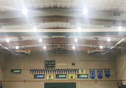 Energy Efficient Lighting Retrofit at Tamara A. Valley Athletic Center