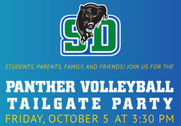 Panther Volleyball Tailgate Party