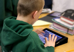 Technology at San Domenico Lower School