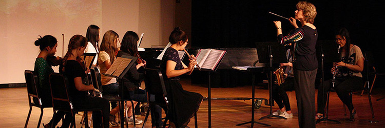 San Domenico Upper School Music Conservatory