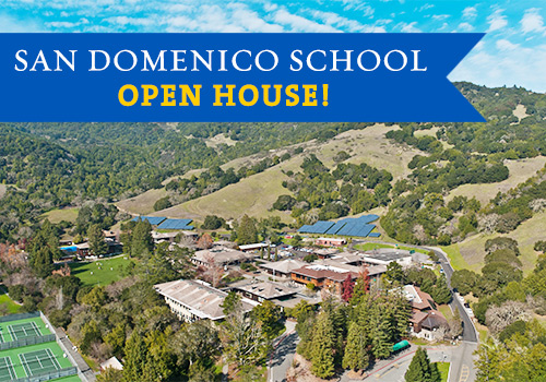 San Domenico School Open House!