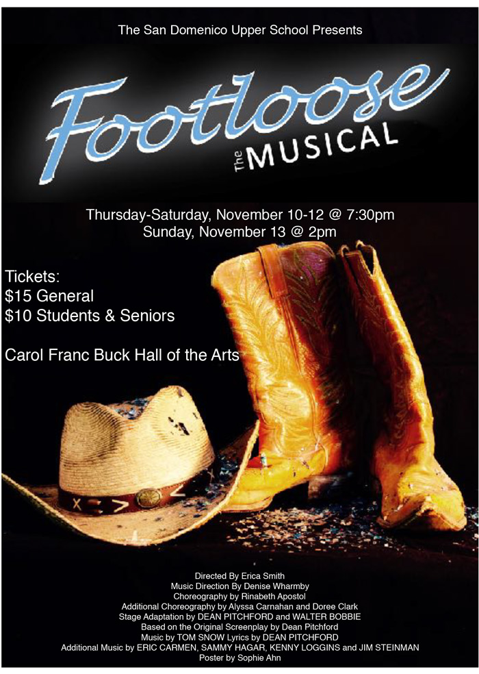 Footloose The Musical!