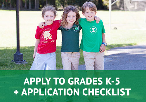 Apply to Grades K-5 + Application Checklist