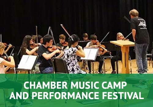 Chamber Music Camp & Performance Festival