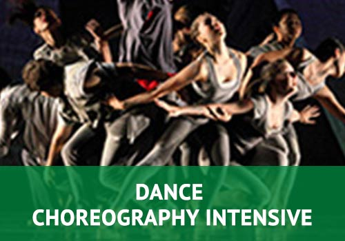 Dance Choreography Intensive