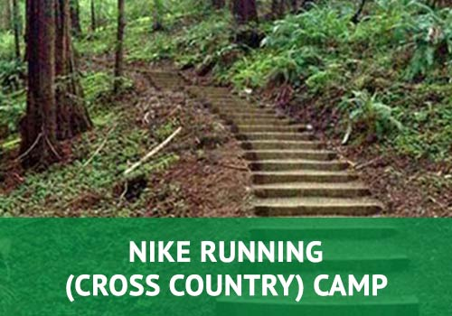 Nike Running (Cross Country) Camp