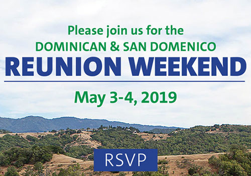 Alumni Reunion Weekend 2019