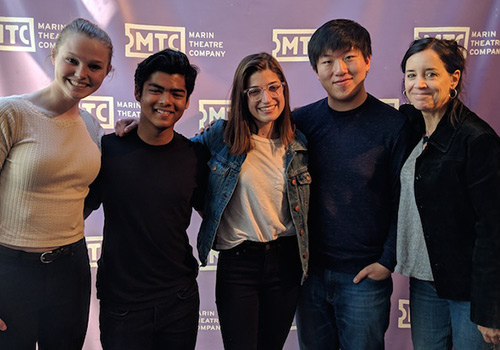 Jack Cheng Wins First Place in Marin Theatre Company Student Playwrights Festival