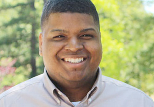 #FacesOfSD: Meet Aaron Brazelton, Assistant Director of Admissions, 9-12