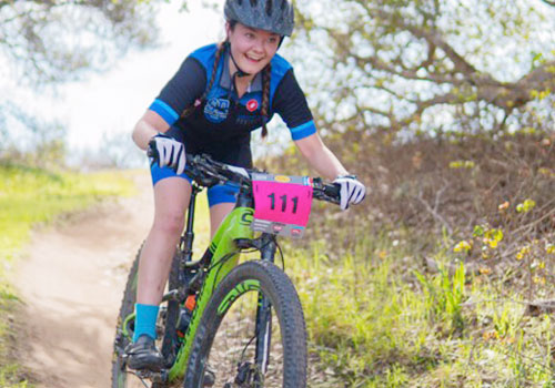 Mountain Biking Team Off to A Winning Start
