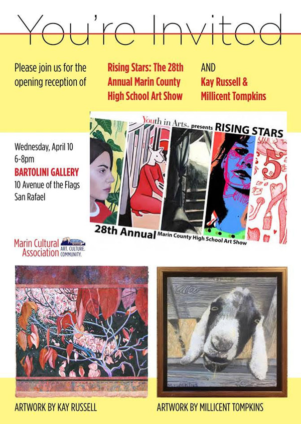 Rising Stars High School Art Show