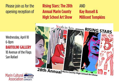 28th Annual Marin County High School Art Show