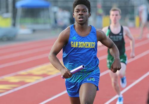 SD PANTHER TRACK TEAM SETS NEW SCHOOL RECORDS AT BCL MEET!