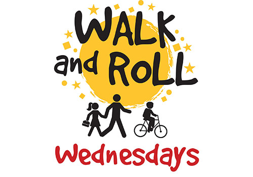 National Walk & Roll to School Day 2019