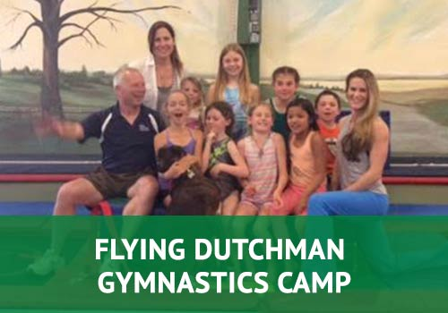 Flying Dutchman Gymnastics Camp