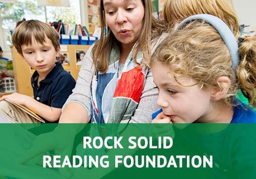 Rock Solid Reading Foundation