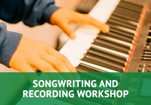 Songwriting and Recording Workshop