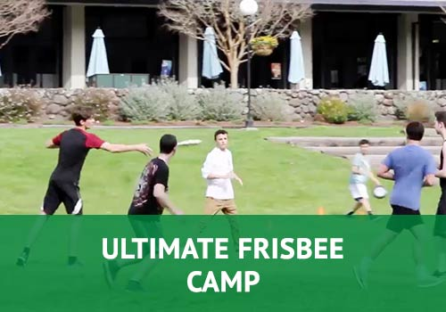 Ultimate Frisbee Camp