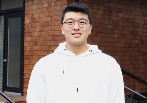 Alumni Spotlight: Yelson Yu '20, Babson College