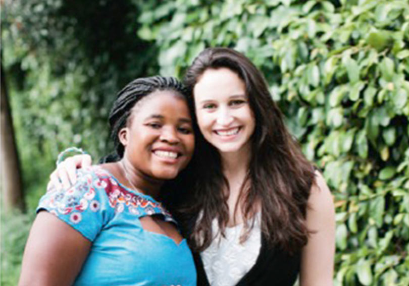 SD Alumna Serving in Mozambique