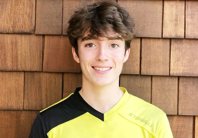 Panther Spotlight: Kallen Aley, Men's Varsity Soccer '20