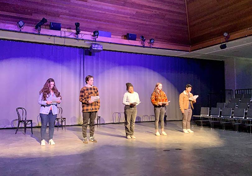 ROSE Project: A Senior Thespian Raises Awareness About Healthy Relationships