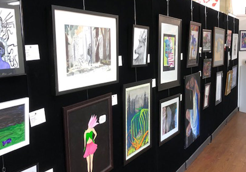 SD Visual Art Students Receive Rising Stars Awards