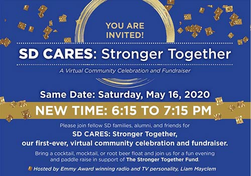 SD Cares: Stronger Together