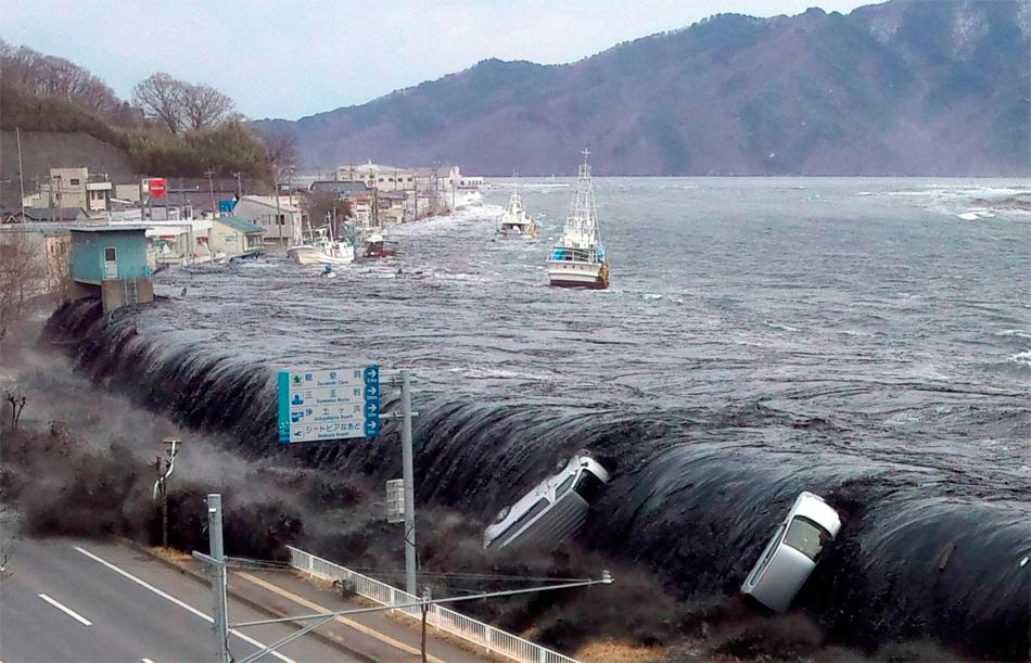 Japanese Earthquake & Tsunami - San Domenico School