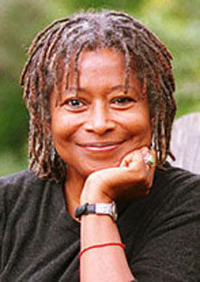 photograph of Alice Walker