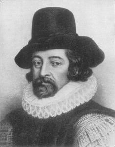 Portrait of Francis Bacon