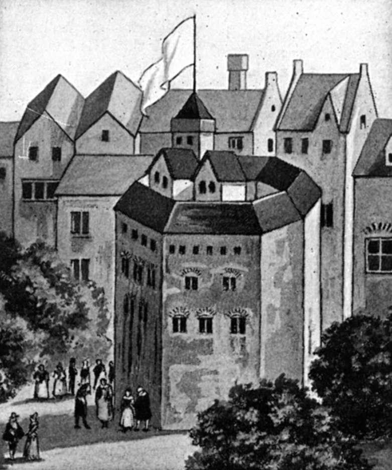 Shakespeare globe theatre san domenico school drawing of the original globe theatre malvernweather Images