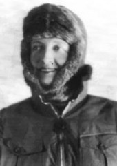 Photograph of Arctic Explorer Louise Arner Boyd