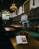 Photograph of old reading room