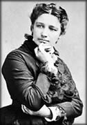Photograph of Victoria Woodhull